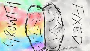 Growth-mindset_and_fixed_mindset Illustration