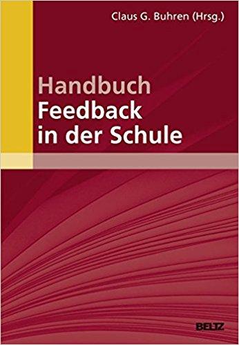 Bücher über Feedback: Handbuch-Feedback-Schule-Unterricht-Buhren_EDKIMO_Feedback_App_Buchtip