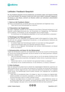 Leitfaden-Feedback-Gespraech-Moderation-Feedback-Schule-Unterricht