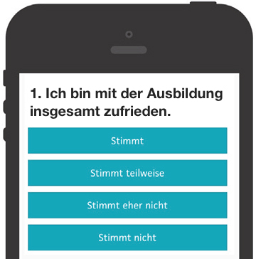 handy-smartphone-feedback-evaluation-ausbildung-azubi-feedback-berufsbildung