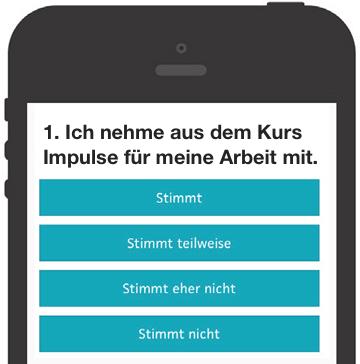 handy-smartphone-feedback-evaluation-vhs-weiterbildung-veranstaltung-teilnehmer-kursleiter-feedback