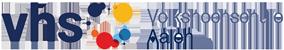 Evaluation in der Weiterbildung Volkshochschule Aalen Logo Feedback Kurse Volkshochschule vhs
